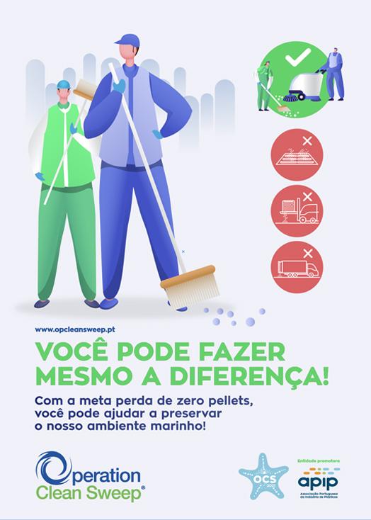 cartaz OCS
